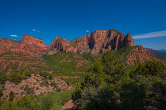 Kolob Canyons Zion National Park Stock Images