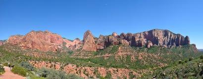 Kolob jarów panorama Zdjęcie Royalty Free