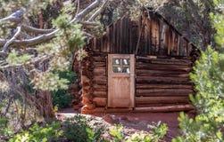 Kolob kanjon Zion National Park 11 Arkivbilder