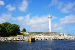 Kolobrzeg coast Royalty Free Stock Images