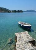 Kolocep-Insel Kroatien Stockfoto