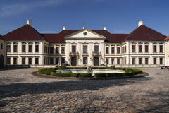 Kolodeje castle in Prague suburbs Royalty Free Stock Images