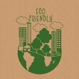 ?kologie-Tag der Erde-Konzept stockfoto