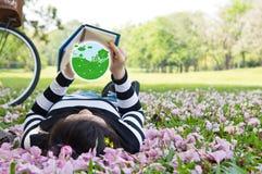 Ökologiekonzepte Stockfoto