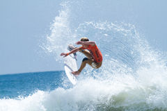 Kolohe Andino at the 2011 US Open of Surfing Royalty Free Stock Photo