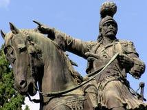 Kolokotronis statue, Athens, Greece Royalty Free Stock Photos