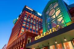 Kolombo centrum handlowe w Lisbon Obraz Stock