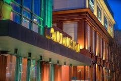 Kolombo centrum handlowe w Lisbon Zdjęcia Royalty Free