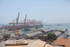 Kolombo schronienie Obrazy Stock