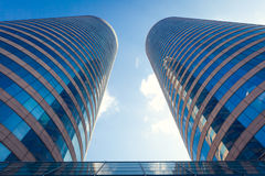 World Trade Center WTC w Kolombo, Sri Lanka Obraz Stock