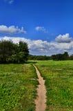 Kolomenskoe公园 免版税库存图片