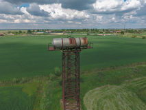 kolomenskoe莫斯科俄国塔水 库存图片