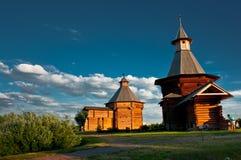 kolomenskoe πάρκο Στοκ φωτογραφίες με δικαίωμα ελεύθερης χρήσης