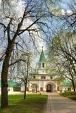 Kolomenskoe Royalty Free Stock Image