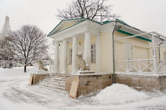 Kolomenskoe Stock Photography