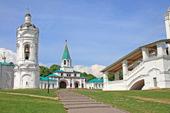 Kolomenskoe Royalty Free Stock Photo