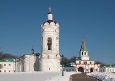 Kolomenskoe maner. Moscow. Russia Royalty Free Stock Photo