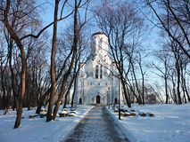 Kolomenskoe park, Moscow architecture Royalty Free Stock Photography