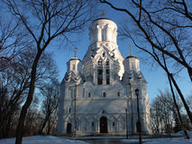 Kolomenskoe park, Moscow architecture Stock Photography