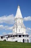 Kolomenskoye Церковь восхождения Весна стоковые фото