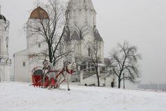 Kolomenskoye Stock Images