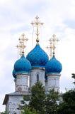Kolomenskoye church Royalty Free Stock Photos
