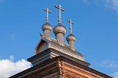 Kolomenskoye church Stock Photos