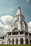 Kolomenskoye Kirche der Besteigung des Lords moskau Lizenzfreies Stockbild