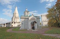 Kolomenskoye, Moscow Royalty Free Stock Image