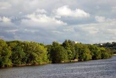 Kolomenskoye-Park Lizenzfreie Stockbilder