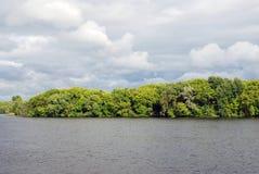 Kolomenskoye-Park Lizenzfreies Stockbild