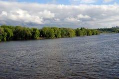 Kolomenskoye-Park Lizenzfreie Stockfotos