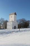 Kolomenskoye in winter, Moscow Stock Images