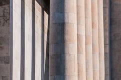 kolommen royalty-vrije stock afbeelding
