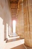 kolommen Stock Afbeelding