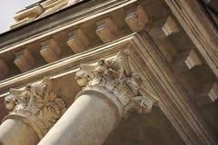 kolommen stock foto's
