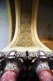 kolommen Royalty-vrije Stock Afbeeldingen