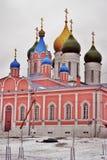 kolomna克里姆林宫俄国 彩色照片 库存照片