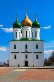 kolomna Κρεμλίνο Στοκ Φωτογραφία