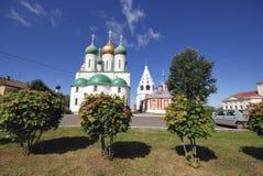 The Kolomna Kremlin Stock Photography