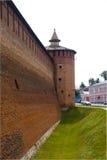 Kolomna Kremlin Imagen de archivo libre de regalías