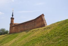 Kolomna Kremlin Stock Photo