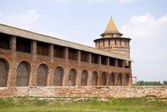 kolomna kremlin Стоковое фото RF