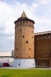kolomna kremlin Стоковые Фото