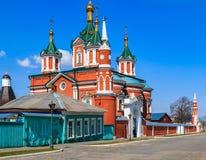 kolomna kremlin стоковые фотографии rf