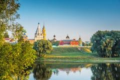 Kolomna Kremlin Royalty Free Stock Photography