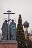 kolomna Kremlin Russia Kolor fotografia Obraz Stock