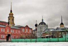 kolomna Kremlin Russia Kolor fotografia Fotografia Royalty Free