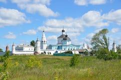 Kolomna, Moscow region, Russia, Bobrenev monastery Stock Image