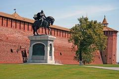 kolomna Rosji Zdjęcie Royalty Free
